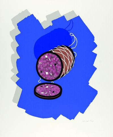 Patrick Caulfield, 'Big Sausage', 1978