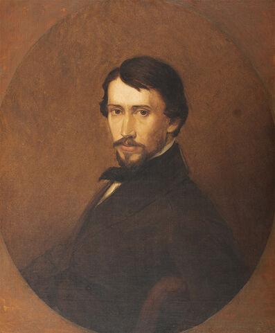 Sanford Robinson Gifford, 'Self Portrait', 1857