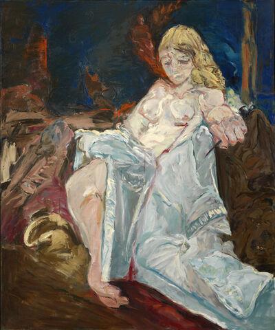 Maurice Cockrill, 'Lucretia', 1984