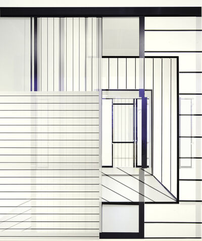 Pertti Kekarainen, 'Spatial Changes #51', 2016