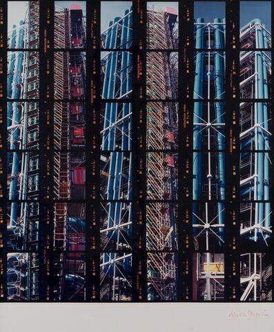 Brion Gysin, 'Beaubourg Le Dernier Musée', 1977