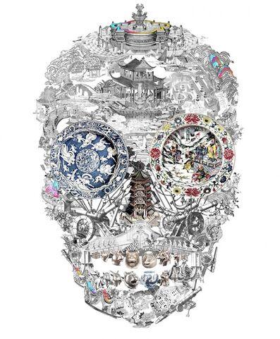 Jacky Tsai, 'Summer Palace Skull ', 2020