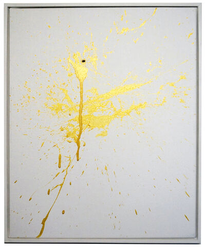 Michael Petry, 'Libations to Eros I (Gold)', 2014