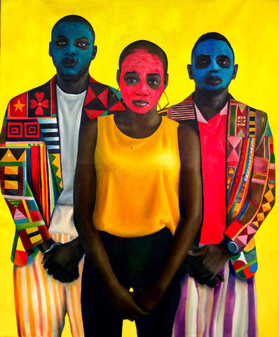 oluwole omofemi, 'Lost identity ', 2020/2021