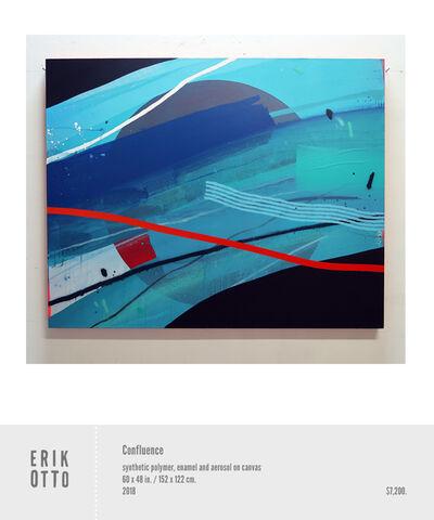 Erik Otto, 'Confluence', 2018