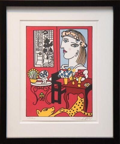 Erró, 'Huit Paysages   ', 1994