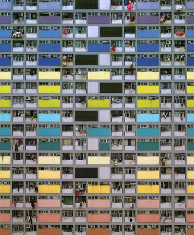 Michael Wolf (1954-2019), 'Architecture of Density 75', 2009