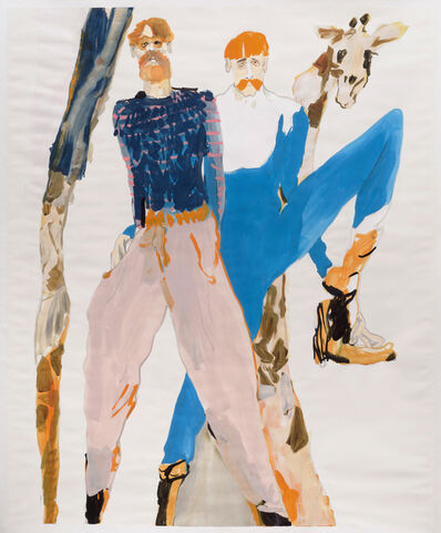 Michael Taylor (b. 1979), 'Quack Safari', 2019