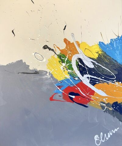 Elena Bulatova, 'Abstract by Elena Bulatova', 2018