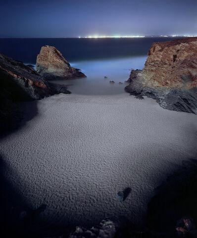 Christian Chaize, 'Praia Piquinia 29-08-12 23h12 - 00h15', 2012
