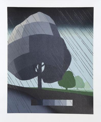 Suzanne Caporael, 'Untitled - Rain', 1990