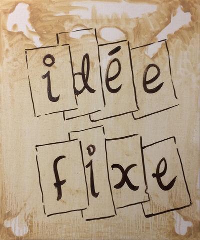 Rasmus Nilausen, 'Idée Fixe', 2017