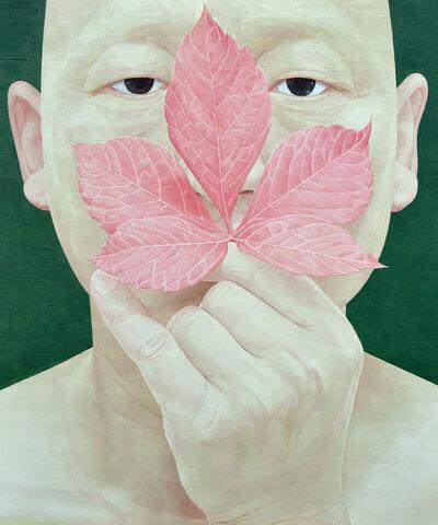 Ungpil Byen, 'Selfportrait as someone- ivy', 2016