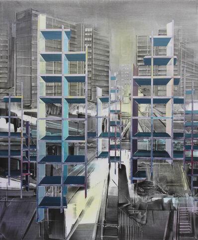 Driss Ouadahi, 'Pierre liquide, II', 2013