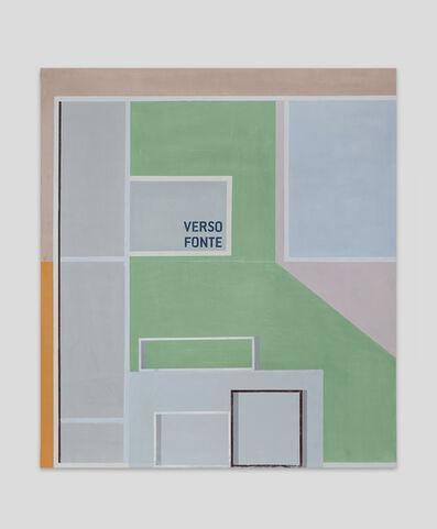 Fabio Miguez, 'Verso Fonte', 2015