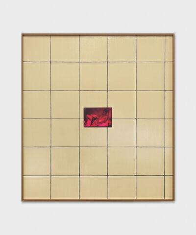 Valentin Carron, 'Wall Tile And Chroma', 2019