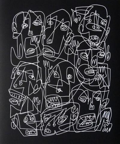 RAE, 'Unravel (Artist Proof)', 2014