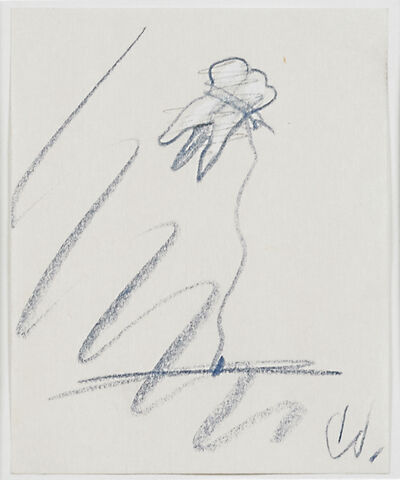 Claes Oldenburg, 'Untitled (Tooth)'