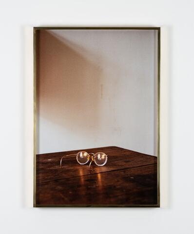 Ariel Schlesinger, 'Untitled (glasses) 14:56', 2016