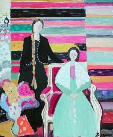 Victor Razgulin, 'Double Portrait', 2001