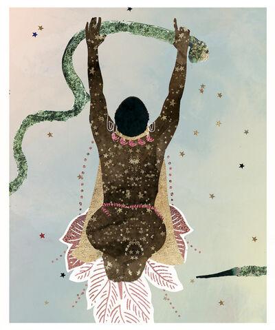 Carla Jay Harris, 'Snake Bearer V', 2018