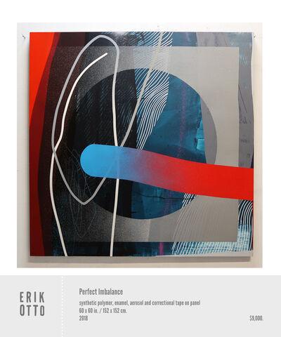 Erik Otto, 'Perfect Imbalance', 2018