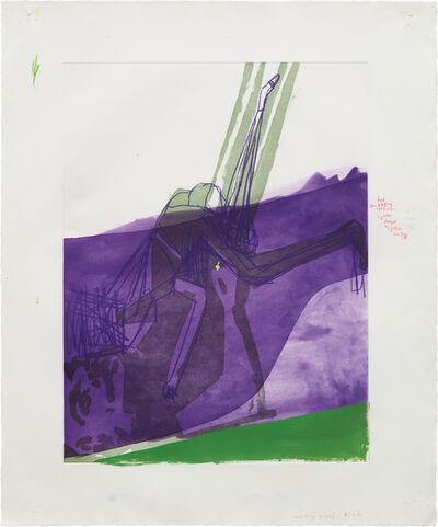 Amy Sillman, 'Untitled (#21)', 2007