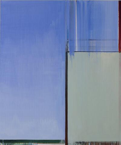 Juan Iribarren, 'Untitled (Blue)', 2015