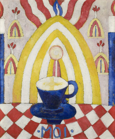 Marsden Hartley, 'One Portrait of One Woman', 1916