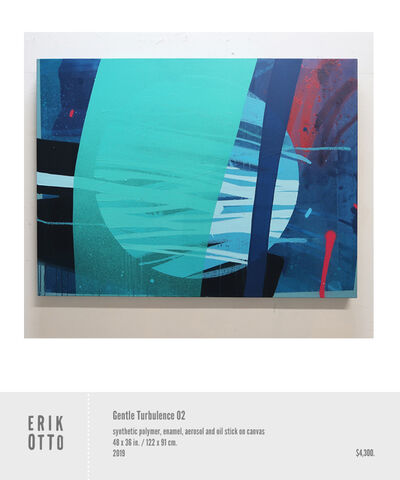 Erik Otto, 'Gentle Turbulence 02', 2019