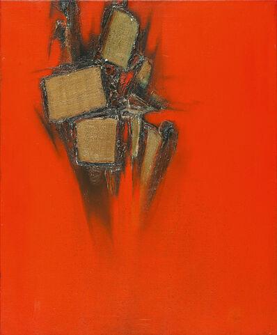 Sohan Qadri, 'Untitled', 1966