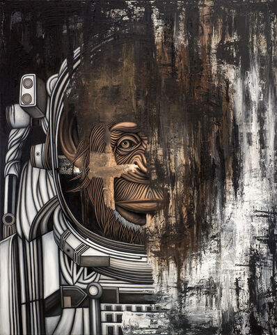 Michael LaBua, 'Evolyutsiya', 2015