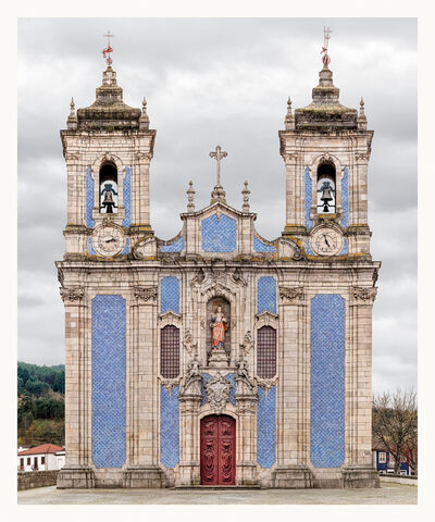 Markus Brunetti, 'Ribeira de Pena, Igreja Matriz do Salvador', 2013–2017
