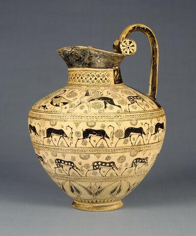 'Oinochoe',  about 625 B.C.