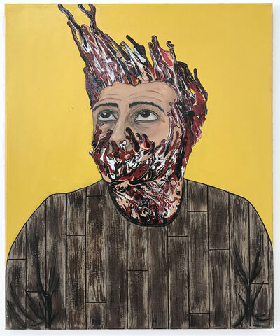 Alex Arizpe, 'Self Portrait', 2011