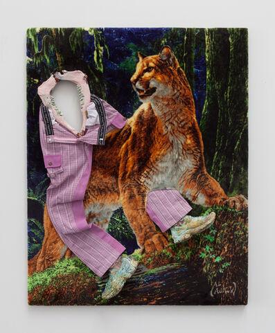 Kris Lemsalu, 'Blanket 5', 2017