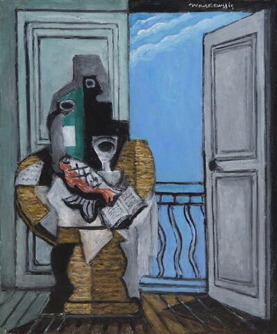 Louis Marcoussis, 'Nature morte à la fenêtre', ca. 1928