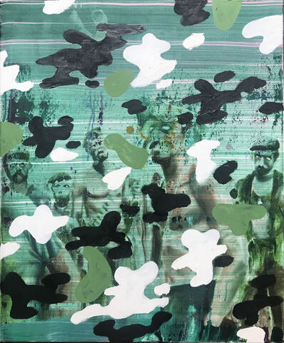 Till Gerhard, 'Camouflage', 2006