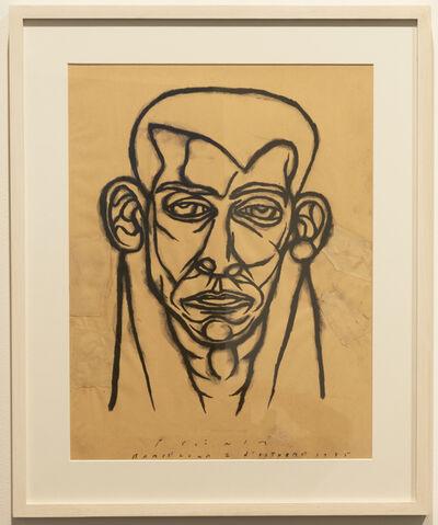 Jaume Plensa, 'Sin Título (cara)', 1985