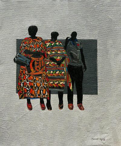 Peter Ngugi, 'Accomplice VII', 2018