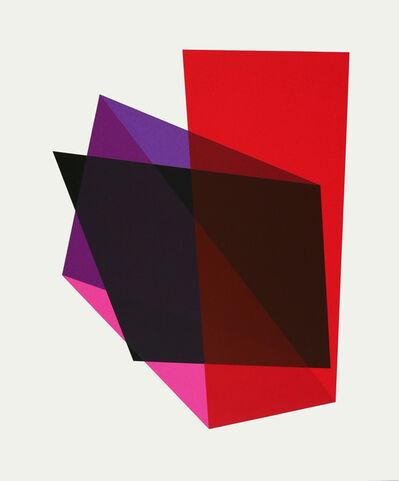 "Willard Boepple, '""Quartet"" 15-3-19 E-2  ', 2019"