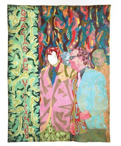 Wilson Diaz, 'Gracias por utilizarnos', 1988