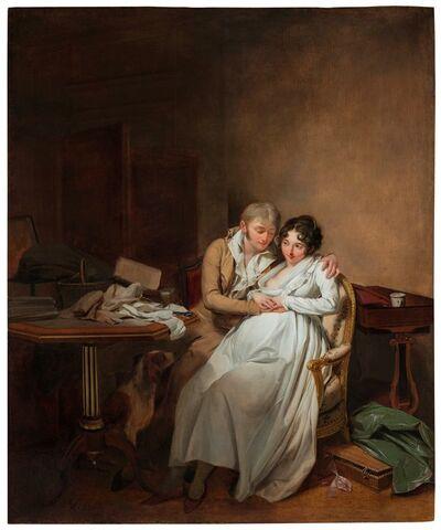 Louis-Léopold Boilly, 'La Tendresse conjugale', ca. 1807-1810