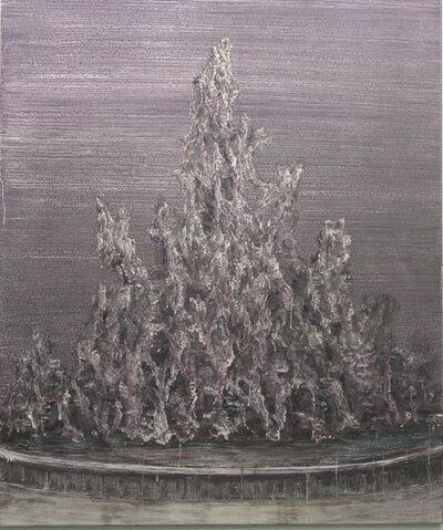 Luo Quanmu 罗荃木, '紫山石', 2008