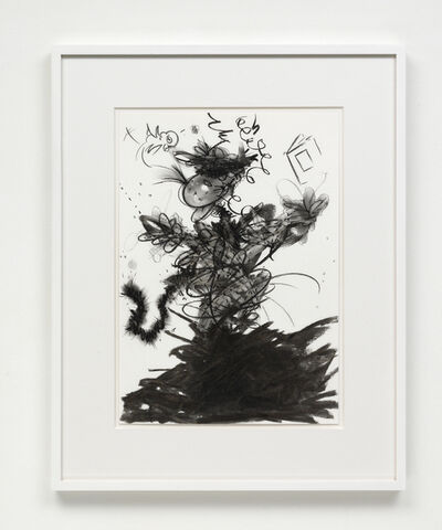 Fiona Rae, 'Drawing (figure 3l)', 2014