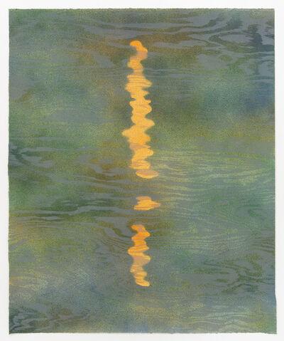 Michael Mazur, 'Reflections R', 2008