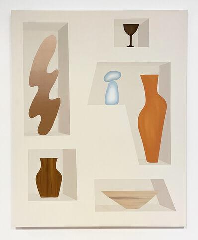 Garance Vallée, 'Alcoves Modernistes', 2020