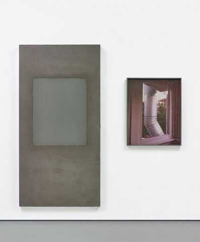 Sam Falls, 'Untitled (639 Santa Clara Avenue, 90291, Upstairs Chimney, Window/Wall)', 2013