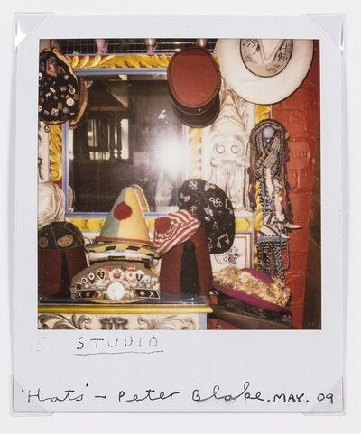 Peter Blake, 'Hats', 2009