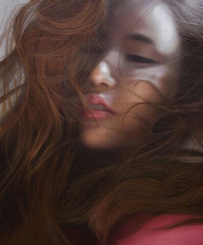 Seok Ho Kim, 'Distorted Portrait -Seoa#2', 2017